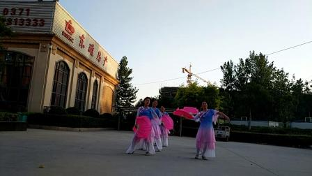 清叶舞蹈队《红梅赞》6人版