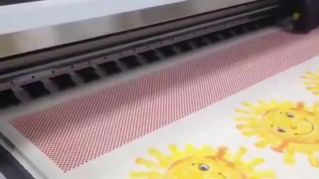 大尺寸棉布噴印機