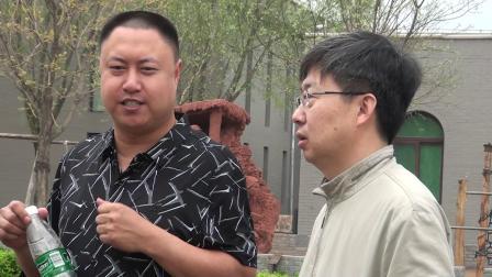山西省委党校在职研究生武乡文化园拓展训练掠影