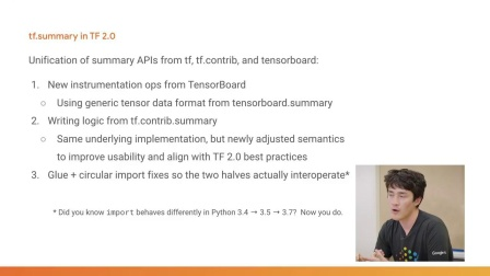 Inside TensorFlow: Summaries and TensorBoard