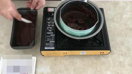 蛋糕的制作方法及配料 烤箱做蛋糕的方法 蛋糕的做法大全烤箱