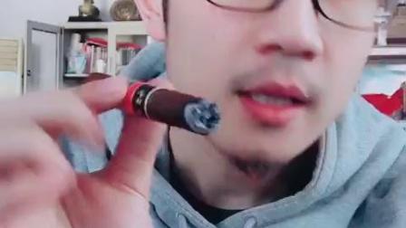 长城国礼外交家小皇冠品鉴 国产雪茄入门