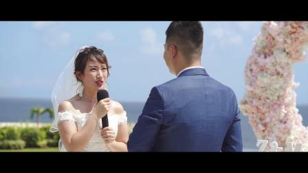 【IDO99海外婚礼】巴厘岛梦幻岛190427短片