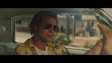电影:《好莱坞往事》预告