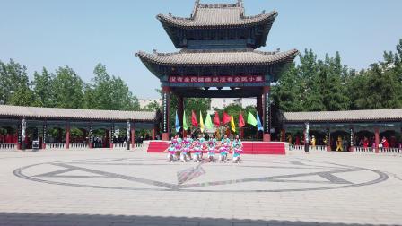 花绳舞:中国歌最美