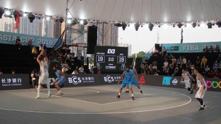 亚洲杯资格赛次日最佳球队—韩国男篮&泰国女篮