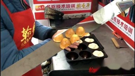 学技术来翰香原-奶香烤馒头餐饮技术培训企业