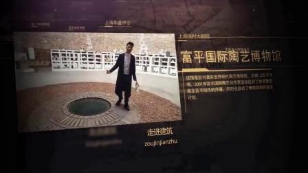 张云龙学长建筑速画3——大禹手绘