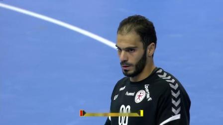 手球比赛 2019世界男子手球锦标赛 埃及vs瑞典