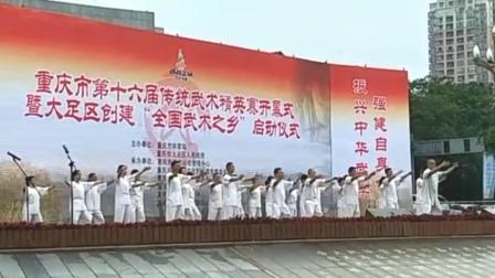 重庆市第十六届传统武术精英赛