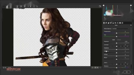 制作概念艺术动作电影海报photoshop教程--果子坤--sockite--联萌后期整理