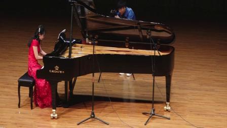 赤峰融合音乐季~德国贝希斯坦九尺钢琴演奏-贝多芬暴风雨第三乐章 演奏者:王蕴琦