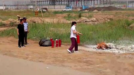 乐诚购物广场消防演练(5) (1)