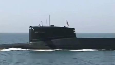 最新095核潜艇已经交付中国海军?两大黑科技全面领先美国