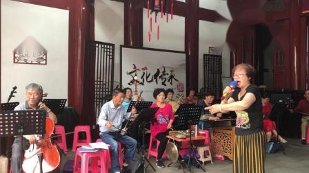 闽剧《巡营》,林美真演唱,主胡吴春煊,司鼓刘嫩妹。