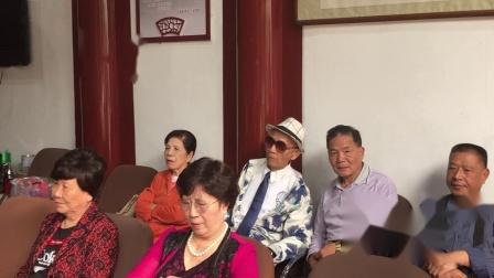 闽剧《双碟扇》选段,杨耀玉演唱,主胡陈德华,司鼓郑术竹。