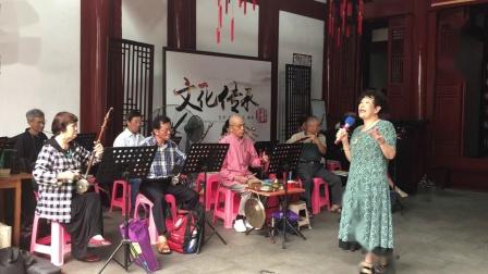 闽剧《苏三起解》,郑金林演唱,主胡陈金銮,司鼓郑术竹。