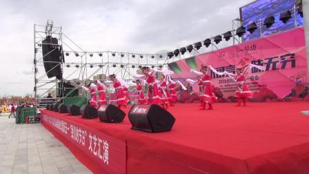 克拉玛依市2019年五一节庙会—银河街道专场-藏族舞----摄影上传杨国禄《摄影录音杨》-主办:克拉玛依宣传部、克拉玛依区人民
