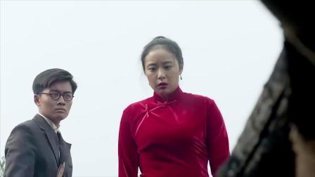 生死血符:姑娘穿着大红旗袍,赤脚来战场替丈夫收尸,鬼子看见纷纷让路