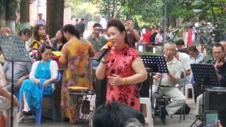 《满山红叶似彩霞》唱:赵女士   望虹视频制作WH2019-05-25