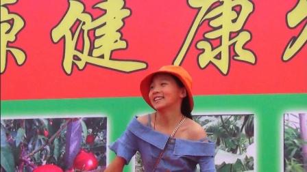 大城女孩刘雨珊的快乐之舞 杜铁林摄录
