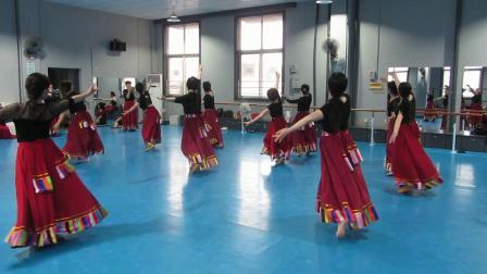 藏族舞 爱的誓言