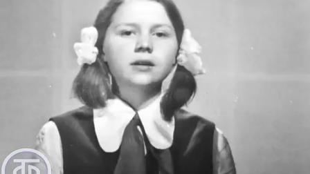 """Концерт Большого Детского хора в телестудии """"Орленок"""" (1974)"""