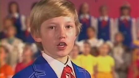 Праздничный Пионерский концерт (1983). Большой Детский хор