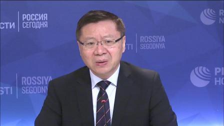 Пресс-конференция директора Университета Фудань ЧЖАН Вэйвэя