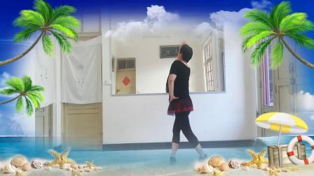 济源店留广场舞《唱一首情歌》编舞 青儿