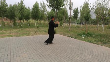 王加平传统孙氏太极拳39式演练