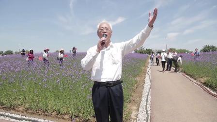 """走学看,唱心声——苏州市人才市场党委""""我和我的祖国""""快闪献礼新中国成立70周年。"""