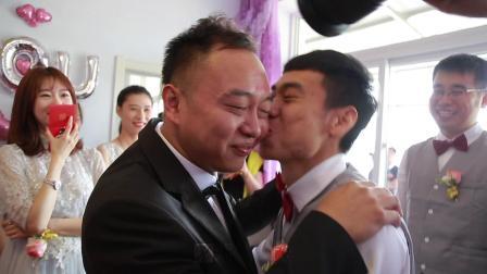 2019.5.26 海影婚庆「朱航 刘美岐」婚礼快剪 21映像出品