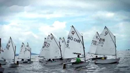 广东省第十五届帆船帆板运动会