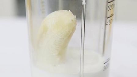 好喝到爆的香蕉牛奶汁(健脾养胃)