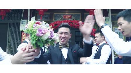 上塘海上天酒店婚礼MV