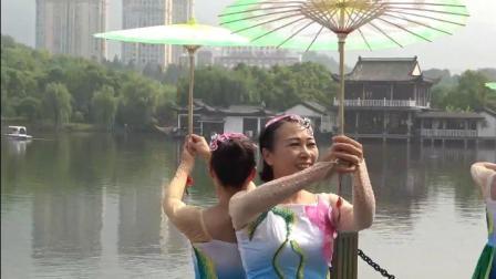 舞蹈《春风化雨》指导老师陈雪英,剪接徐贺民2019年5月20日