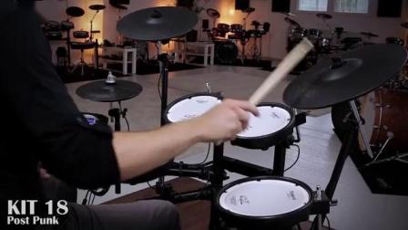 Roland TD11K 所有鼓组适用节奏示范2
