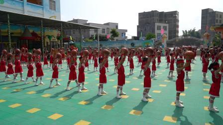 中垌镇中心幼儿园《炫酷篮球》