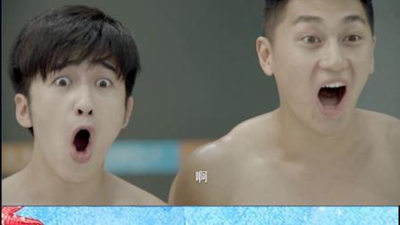 """泳池里的""""宁泽涛""""精神"""