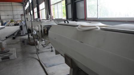 管材生产过程