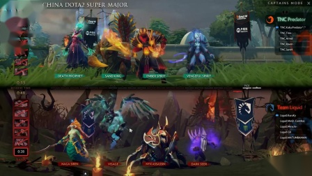 Liquid vs TNC Predator Game 1 CHINA DOTA2 SUPER MAJOR Highlights Dota 2