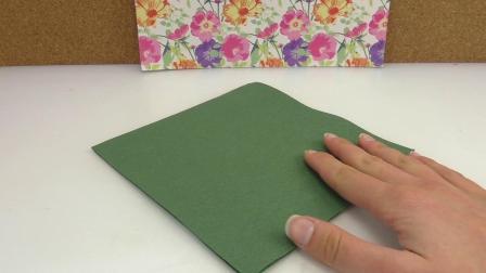 DIY 手工 制作 自制 超级 简单 餐巾纸 精美 可爱 圣诞树  折纸 展示