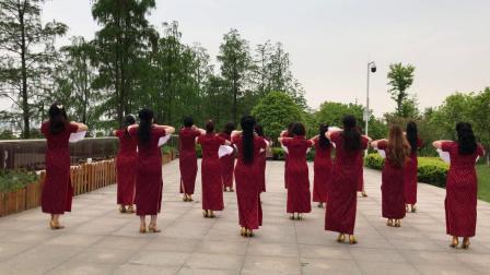 旗袍舞蹈:女人花