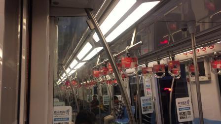 奶咖拍摄 - 南京1号线[蓝鱼]中国药科大学--->南京南站