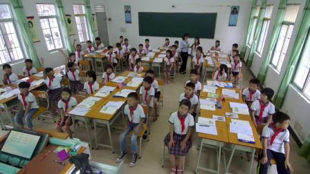 2018-2019学年第二学期四年级数学科《小数的读法和写法》八甲镇中心小学陈金平教师