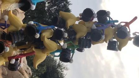 迪士尼乐园片段