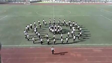 啦啦队舞蹈 《我相信》校园自编啦啦操一等奖-国语流畅