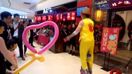 湛江魔术小丑泡泡秀表演