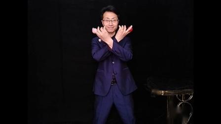徐州魔术师(胡杰)彩球变幻魔术
